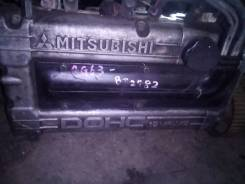 Головка блока цилиндров. Mitsubishi RVR Двигатель 4G63