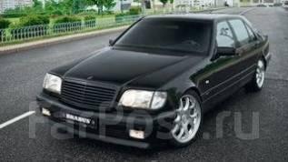 Mercedes-Benz S-Class. W140, 119 120