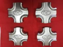 """Колпачки на литье Hyundai. Диаметр 4"""", 1 шт."""