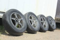 2Crave Wheels. 7.0x16, 4x100.00, 4x114.30, ET35