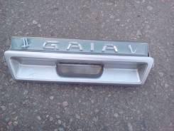 Накладка на дверь багажника. Toyota Gaia, ACM10G, ACM10 Двигатель 1AZFSE