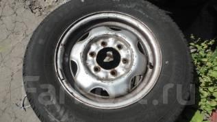 Колеса 195/80/15 LT пара на дисках. x15 6x139.70