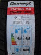 Gripmax Stature M/S. Зимние, без шипов, 2017 год, без износа, 4 шт