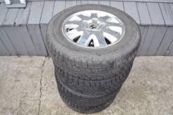 Продам колёса для хонды , с резиной Cood-Year. x15 5x114.30