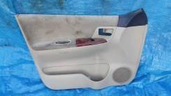Обшивка двери. Toyota Corolla Spacio, ZZE122, ZZE124, NZE121 Двигатели: 1ZZFE, 1NZFE