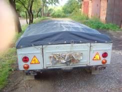 Продам автомобильный прицеп c номерами и документами. Г/п: 450 кг.