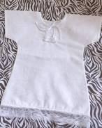 Платья крестильные. Рост: 80-86, 86-98, 98-104 см