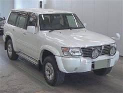 Кузов в сборе. Nissan Safari, VRGY61, WGY61 Двигатель TB45E