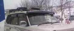 Дефлектор лобового стекла. Toyota Land Cruiser Prado