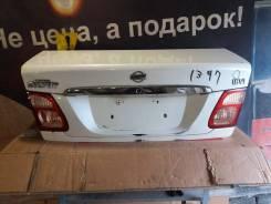 Крышка багажника. Nissan Bluebird Sylphy Nissan Almera, N16E, N16