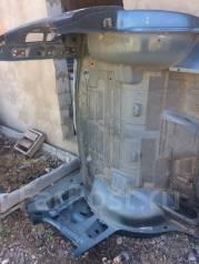 Задняя часть автомобиля. Chevrolet Niva, FAM1 Двигатель BAZ2123