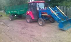 МТЗ 320.4. Продам трактор беларус 320.4 с навесным оборудованием, 1 649 куб. см.