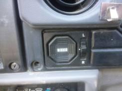 Кнопка управления зеркалами. Toyota Land Cruiser, HZJ73V, HZJ73HV, HZJ77HV, HZJ77V, HZJ73 Toyota Land Cruiser Prado, HZJ73, HZJ77