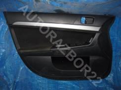 Обшивка двери. Mitsubishi Lancer X Mitsubishi Lancer, CY, CY1A, CY3A