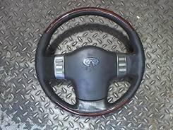 Руль Infiniti QX56 (JA60) 2004-2010