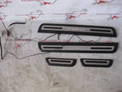 Порог пластиковый. Honda Civic, DBA-FD1, DBA-FD2, ABA-FD2, FD3, FD2, FD1, ABAFD2, DBAFD1, DBAFD2 Двигатель P6FD1