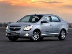 Дефлектор капота. Chevrolet Cobalt, T250