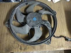Вентилятор охлаждения радиатора. Peugeot 307, 3H, 3A/C, 3A, C Двигатели: EW10A, DV6TED4, DW10, EW10J4, DV6ATED4, TU5JP4, ET3J4, EW10, TU5, TU3, DW10BT...