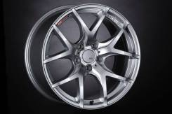 SSR GTV03. 7.5/7.5x18, 5x114.30, ET43/48, ЦО 73,0мм. Под заказ