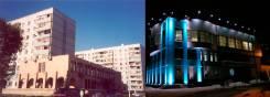 Реконструкция зданий в Хабаровске