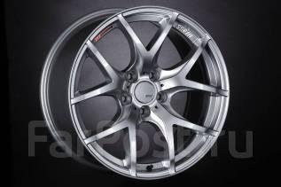 SSR GTV03. 9.5x18, 5x114.30, ET35, ЦО 73,0мм. Под заказ