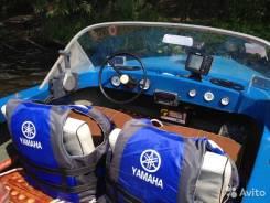 Нептун-2. Год: 1997 год, двигатель подвесной, 40,00л.с., бензин