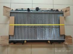 Радиатор охлаждения двигателя. Nissan: Wingroad, Bluebird, Bluebird Sylphy, Pulsar, AD, Sunny Двигатели: QG13DE, QG15DE, QG18DE, QG16DE