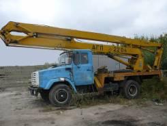 ЗИЛ АГП-22.04. Продается автовышка АГП-22.04, 9 000 куб. см., 22 м.