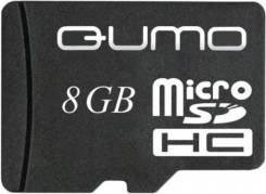 MicroSDHC. 8 Гб, интерфейс microSD
