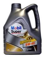 Mobil Super. Вязкость 5W-40, синтетическое