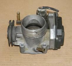 Заслонка дроссельная. Skoda Octavia Volkswagen Golf Volkswagen Bora Volkswagen New Beetle Двигатель AWV
