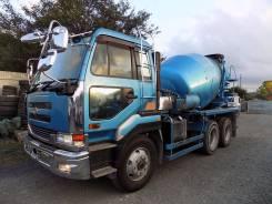 Nissan Diesel UD. Автобетоносмеситель 2003 Г, 21 200 куб. см., 5,00куб. м.