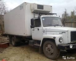 ГАЗ 3309. Продается рефрижнратор , 3 000 куб. см., 3 000 кг.