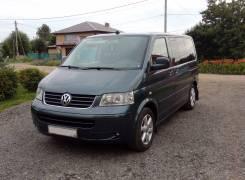 Volkswagen Multivan. С водителем