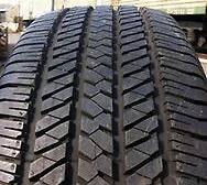 Bridgestone Dueler H/T D684. Летние, 2015 год, без износа, 1 шт
