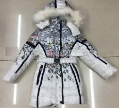 Пальто. Рост: 110-116, 122-128, 128-134, 134-140 см
