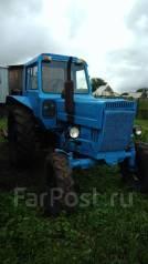 МТЗ 80Л. Продам трактор МТЗ-80Л (Завьяловский район)