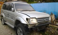 Toyota Land Cruiser Prado. KZH95, 1KZ