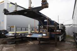Renders. Полуприцеп-контейнеровоз (Германия) 2007 г, 30 000 кг.