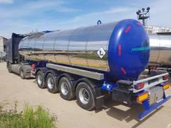 Foxtank. ППЦ битумовоз ФоксТанк, FoxTаnk 31м3 4 оси, проходит весы с 4х2, 31,00куб. м. Под заказ