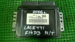 Блок управления двс. Chevrolet Lacetti, J200 Двигатель F14D3
