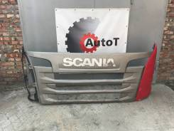Капот. Scania