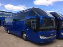 Higer KLQ6122B. Туристический автобус Higer KLQ 6122B, 51 место (спальное место), 9 000 куб. см., 51 место