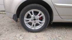 HD Wheels. 6.0x15, 4x100.00, ET45, ЦО 56,0мм.