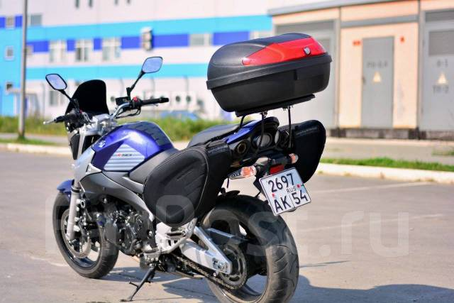 Suzuki GSR 600. 600 куб. см., исправен, птс, с пробегом