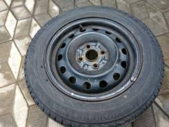 Продам R14 175/65 комплект липучки Bridgestone. 5.5x14 4x100.00 ЦО 55,0мм.