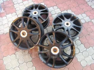 Универсальные брендовые диски R15. 6.5x15, 4x100.00, 4x114.30, ET35, ЦО 73,1мм.