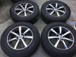 235/65R17 Dunlop SJ8 на литье. (17366R). 7.0x17 5x114.30 ET38