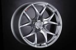 SSR GTV03. 8.5/8.5x19, 5x114.30, ET25/38, ЦО 73,0мм. Под заказ