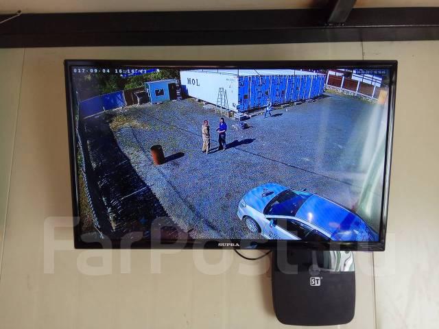 Продажа-Монтаж, ремонт видеонаблюдения любой сложности . Выезд ПО КРАЮ.